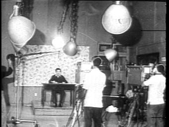 Início do Telejornalismo (Foto: Arquivo)