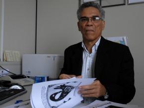 Nildon Pitombo, assessor do secretário de Educação de Bahia, Osvaldo Barreto  (Foto: Divulgação )