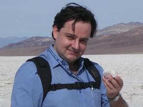 Carlos Roberto de Souza (Foto: Arquivo Pessoal)