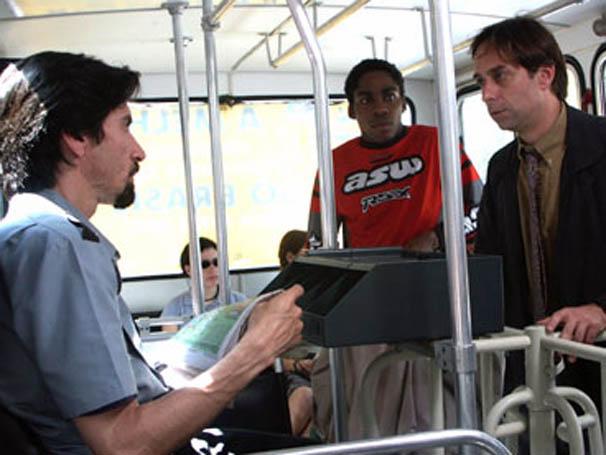 Pedro Cardoso e Lázaro Ramos são as estrelas do filme (Foto: Divulgação)