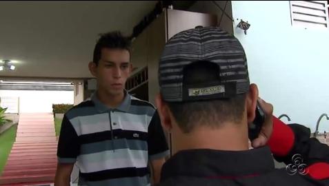 """Em caso de alarme falso, o cliente precisa confirmar a """"palavra-senha"""" por telefone (Foto: Amazônia TV)"""