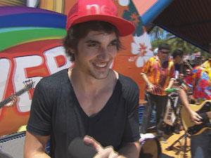 Fiuk no Globo Verão (Foto: Reprodução / TV Globo)
