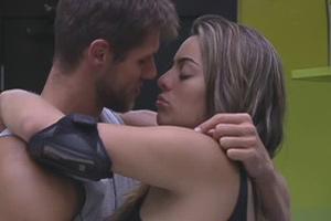 Jonas e Monique (Foto: Divulgação/ TV Globo)