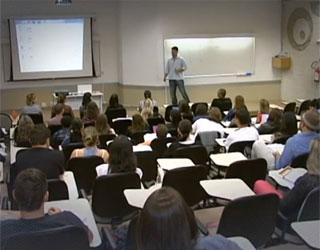 Globo Comunidade mostra casos de quem estuda muito para concursos públicos (Foto: Reprodução)