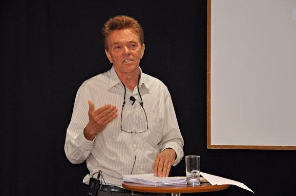 Robert Stam (Foto: Renato Velasco)