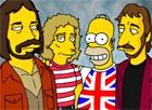 Os Simpsons: famosos que j participaram (divulgao)