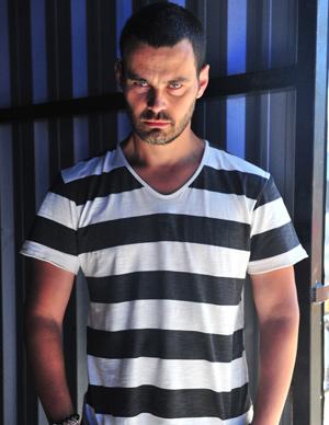 Carmo Dalla Vecchia é Fernando, seu primeiro vilão contemporâneo (Foto: Estevam Avellar/ TV Globo)