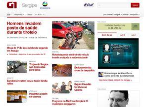 G1 Sergipe (Foto: Reprodução/TV Sergipe)
