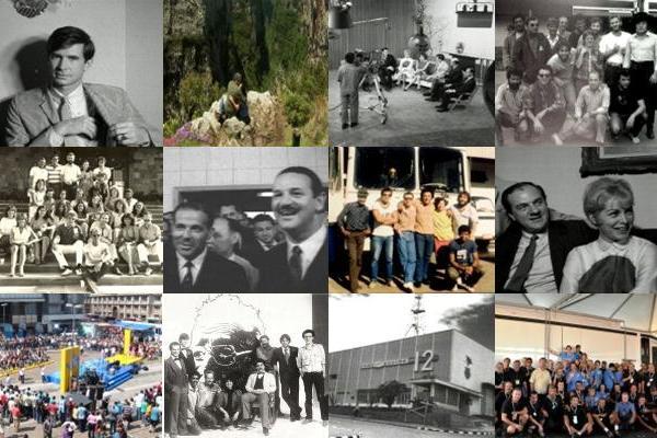 50 ANOS RBS TV (Foto: Divulgação, RBS TV)