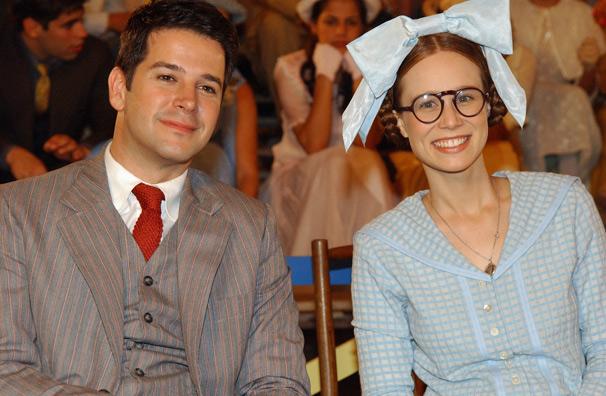 A partir de 12 de março você vai torcer pelo amor de Danilo e Ana Francisca (Foto: TV Globo)