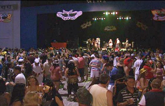 Baile de Carnaval do Studio 5 (Foto: divulgação/AVG)