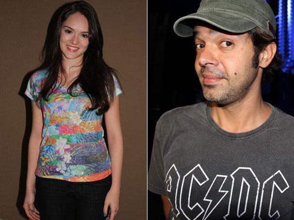 Os atores Isabelle Drummond e Bruno Mazzeo, que também estão no elenco, foram a gravação fazer laboratório para seus personagens (Foto: Divulgação TV Globo)