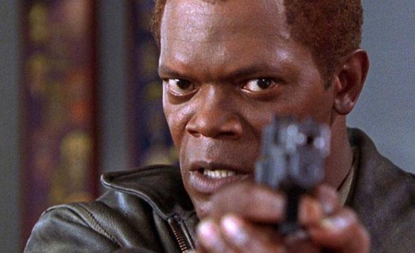 Samuel L. Jackson se envolve em conspiração policial (Foto: Divulgação)