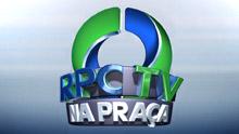RPC TV na Praça Foz do Iguaçu (Foto: Divulgação/RPC TV)