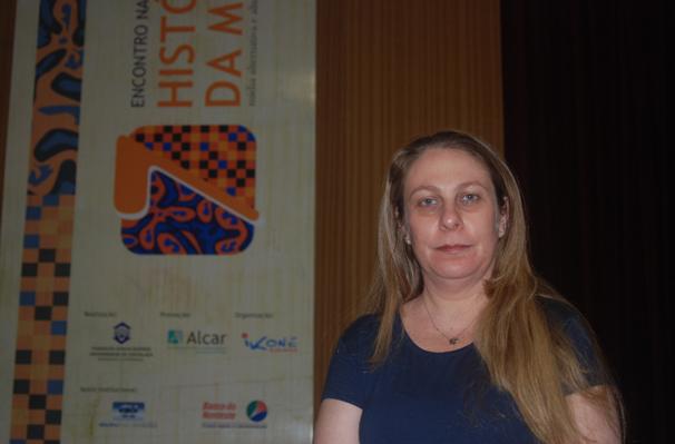 Beatriz Kushner (Foto: Flamínio Araripe)
