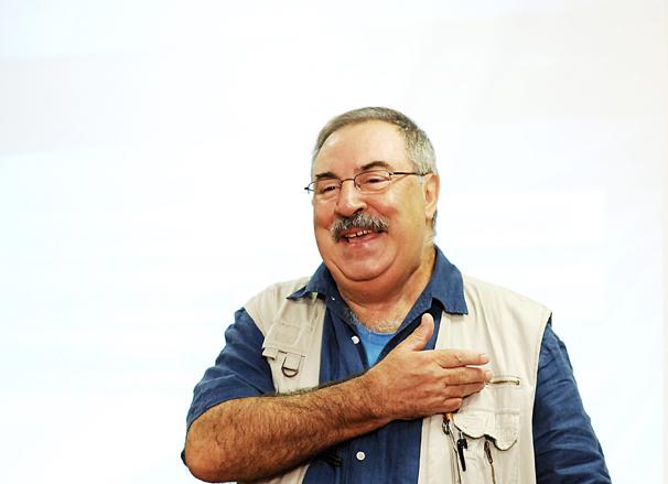 Miguel Pereira Serpa é um dos coordenadores do Projeto Comunicar (Foto: Cíntia Paiva)