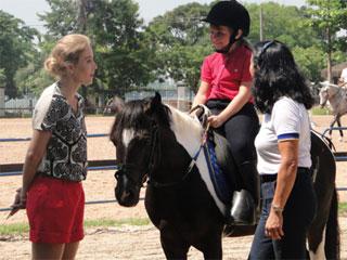Jesuela Moro participa de Estrelas (Foto: Divulgação/RPC TV)