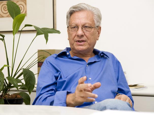 Luiz Pinguelli Rosa (Foto: Felipe Fittipaldi)