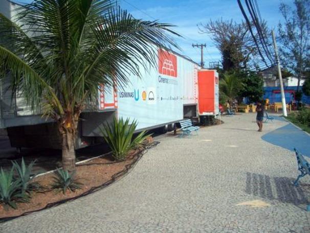 CXinema Para Todos (Foto: Divulgação)
