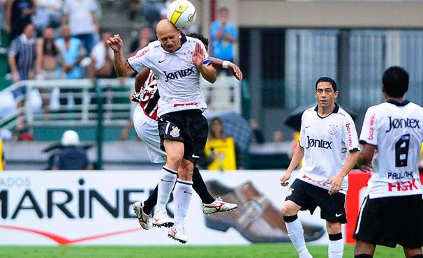 Na última rodada, o Corinthians venceu o São Paulo por 1 x 0 (Foto: Marcos Ribolli/GLOBOESPORTE.COM)
