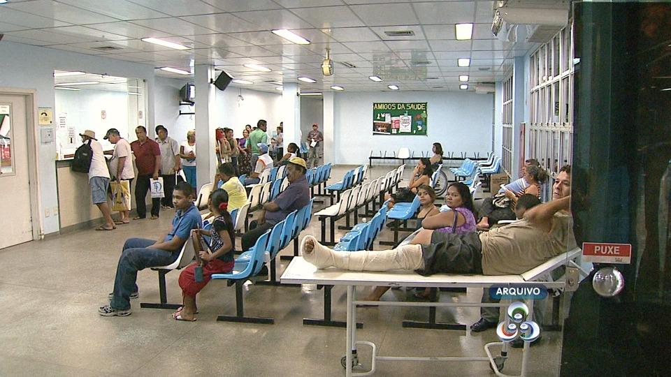 O atendimento público de saúde é um dos focos da campanha (Foto: Jornal do Amazonas)