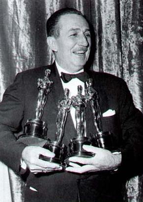 walt disney (Foto: Reprodução/Academy Awards)