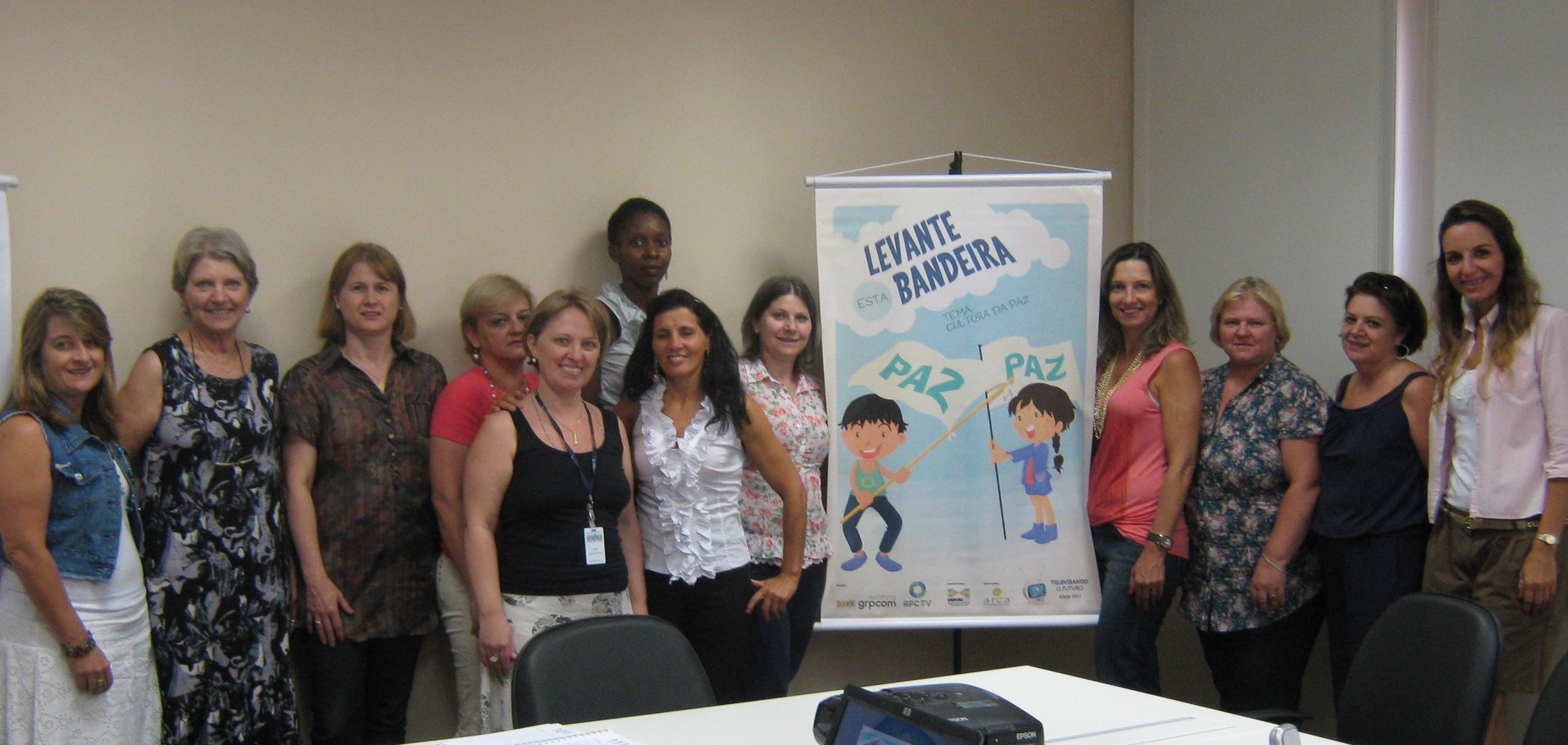 Reunião com Secretarias de Londrina (Foto: Divulgação RPCTV)