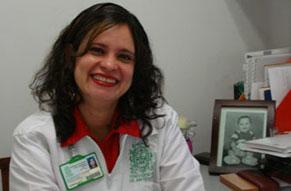 Adriana Ibarra (Foto: Arquivo pessoal)