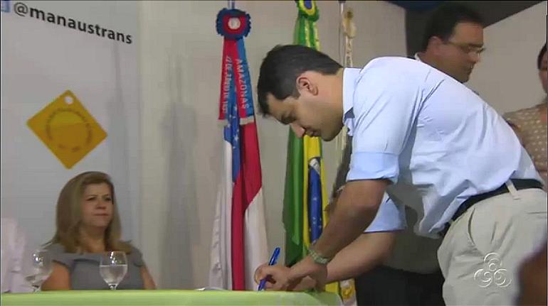 Termo assegura comprometimento dos shoppings da capital (Foto: Jornal do Amazonas)