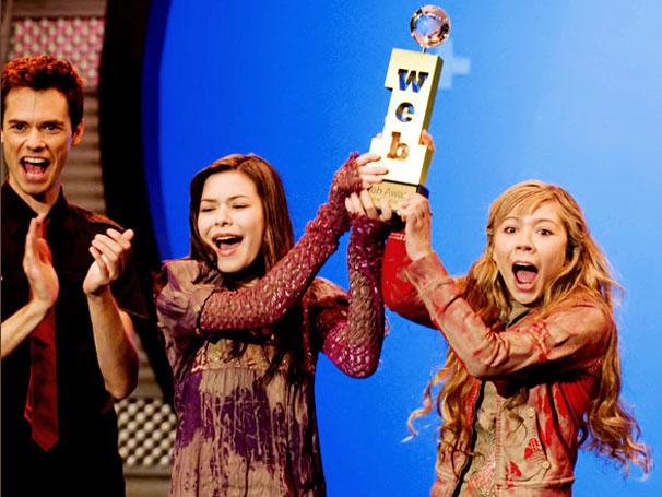 Mesmo com armação dos concorrentes, iCarly vence como melhor comédia (Foto: Divulgação)