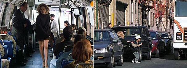 Glória (Sharon Stone) decide ajudar menino ameaçado de morte (Foto: Divulgação)