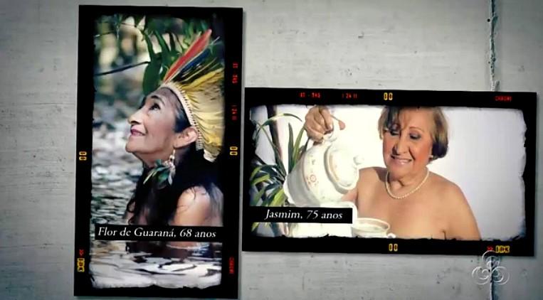 Exposição Fotográfica Tamoios-poranga (Foto: Bom dia Amazônia)