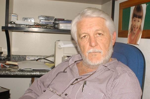 Aníbal Eugênio Vercesi  (Foto: Marcelo Geovanni)