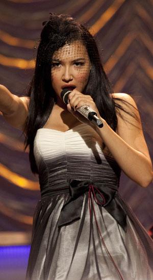 Santana canta a música Valerie (Foto: Divulgação)