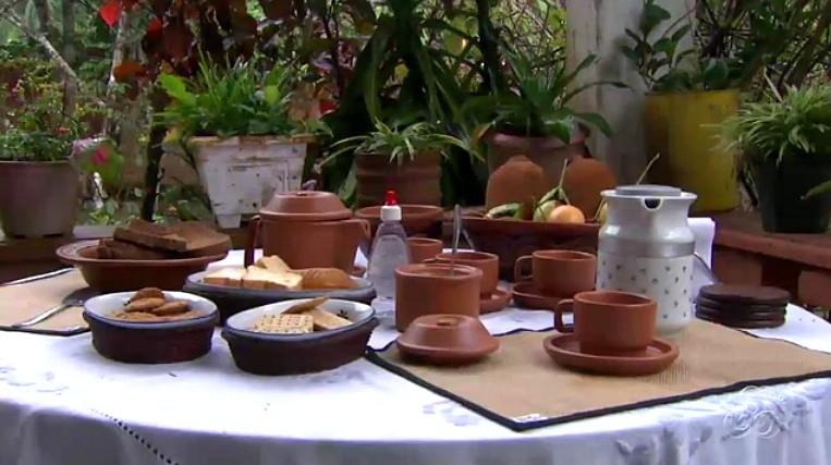 O chá é consumido por alguns como uma bebida diária e para outros apenas como um remédio (Foto: Bom dia Amazônia)