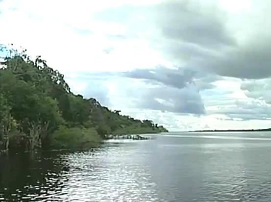 Amazonas terá grande cheia (Foto: Bom dia Amazônia)