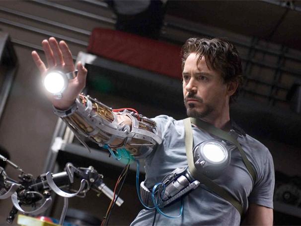 iron man (Foto: reprodução/divulgação)