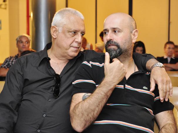 Antônio Fagundes com novo visual para a novela Gabriela (Foto: Estevam Avellar / TV Globo)
