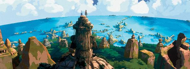 Expedição descobre vida em Atlantis (Foto: Divulgação / Disney)