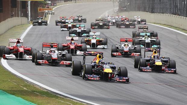 GP da Austrália é a primeira  (Foto: Getty Imagens/ Divulgação Globoesporte.com)