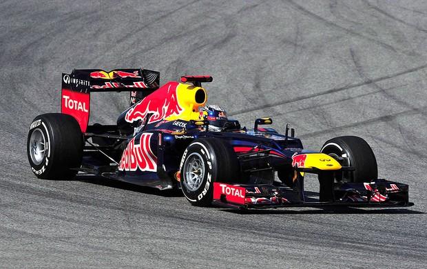 Sebastian Vettel luta pelo tri campeonato no Grande Pêmio da Austrália (Foto: AP/ Divulgação Globoesporte.com)
