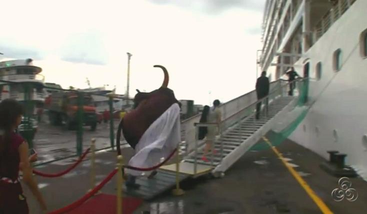 A intenção é disciplinar o processo de embarque e desembarque (Foto: Bom dia Amazônia)