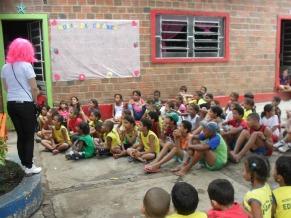 Criança Esperança Projeto Oásis (Foto: Divulgação)