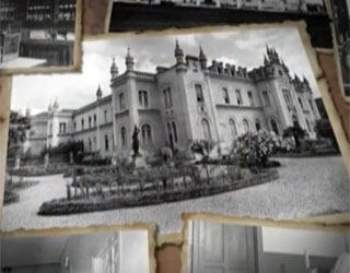 Meu Paraná conta a História da Santa Casa de Curitiba (Foto: Reprodução)