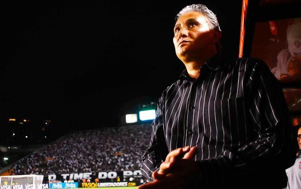 Tite define Corinthians como time com 'força mental e concentração' (Foto: Marcos Ribolli / Globoesporte.com)