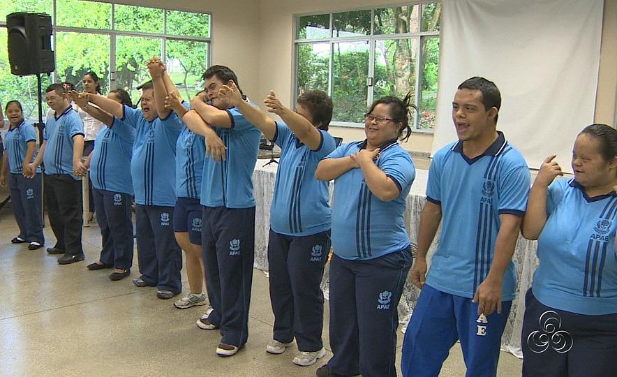 Foram disponibilizadas palestras e atividades temáticas (Foto: Jornal do Amazonas)