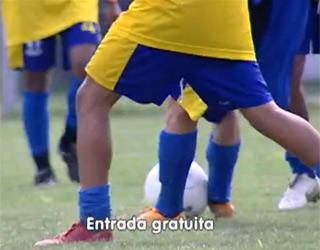 amistoso triste futebol (Foto: RPC TV)