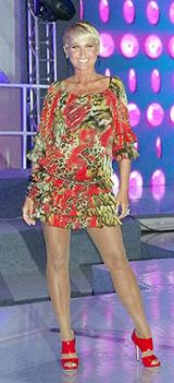 Que tal ver Xuxa de perto? (Foto: TV Globo)