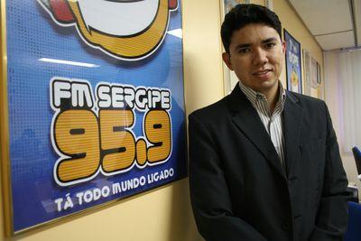 Júlio Cezar (Foto: FM Sergipe/Divulgação)