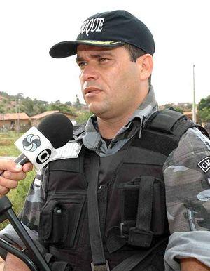 Major Carlos Rolemberg (Foto: Divulgação)